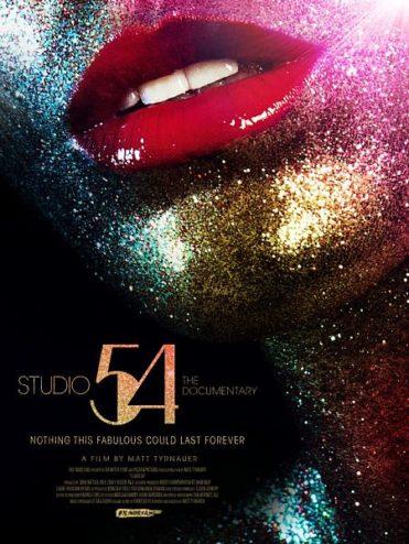affiche du documentaire Studio 54