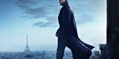 affiche de la saison 2 de la série Lupin