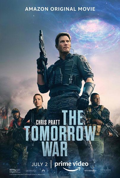 affiche du film tomorrow war
