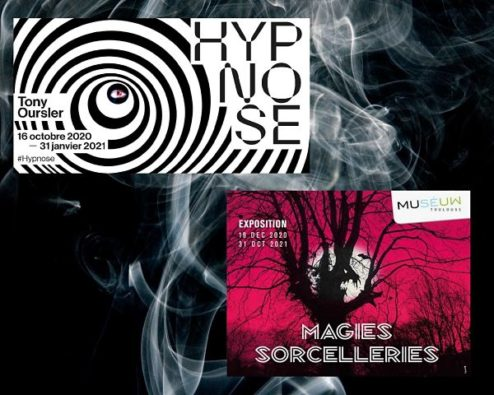 expositions hypnose magie