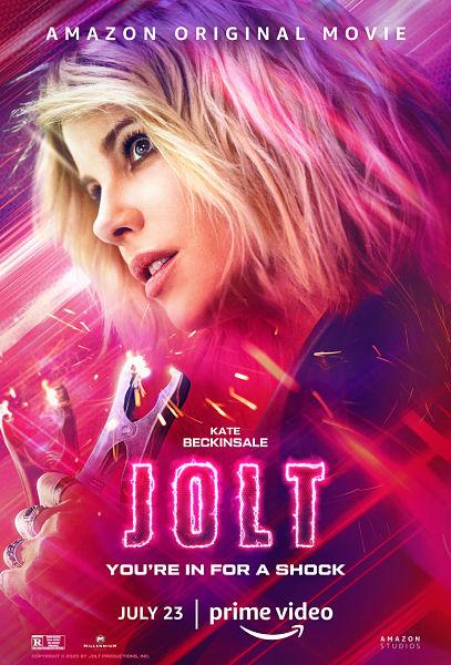 affiche du film d'action jolt