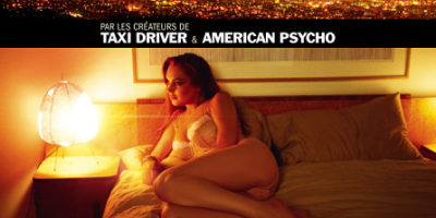 affiche du film The canyons