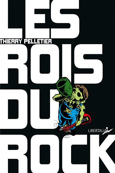 couverture du livre les rois du rock