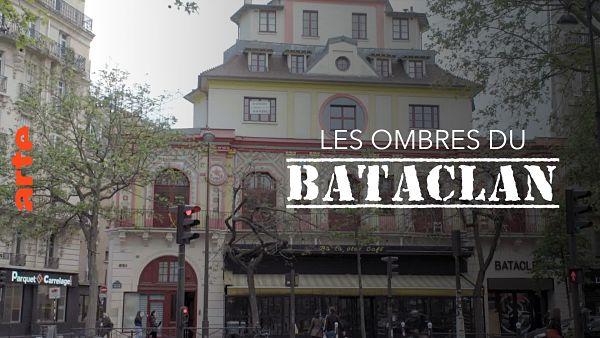 documentaire Les ombres du Bataclan