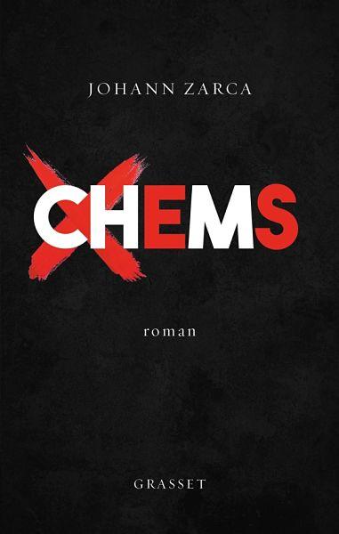 couverture du roman Chems de Zarca