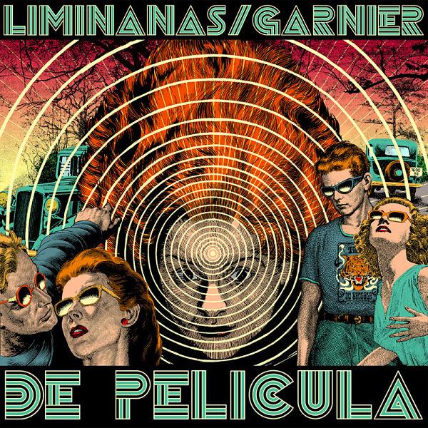 pochette de l'album De Pelicula de The Limiñanas et Laurent Garnier