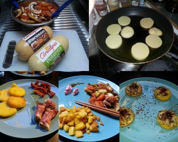 panisse et polenta céréalpes test produits