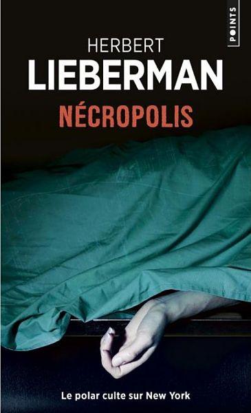couverture du roman policier Nécropolis