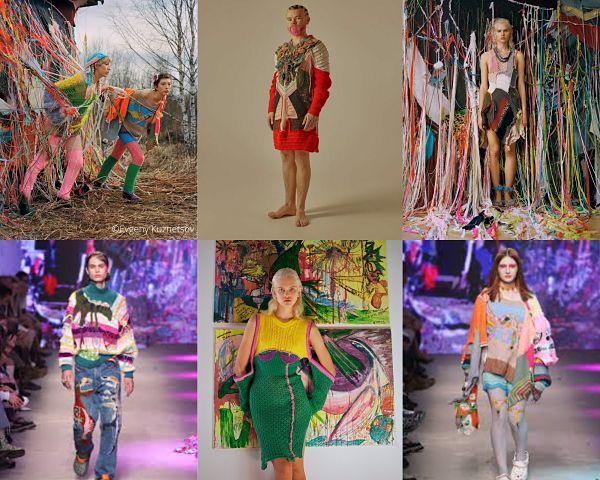 Modèles de tricots de la marque russe Vereja