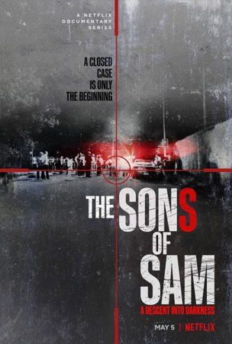 affiche de la série documentaire The Sons of Sam