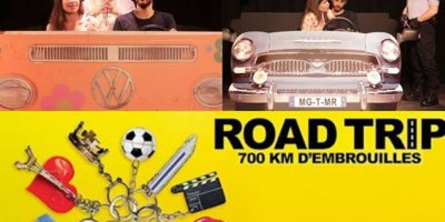 théâtre road trip
